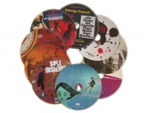 stampa label CD DVD